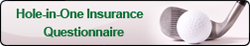 hole in one insurance questionnaire